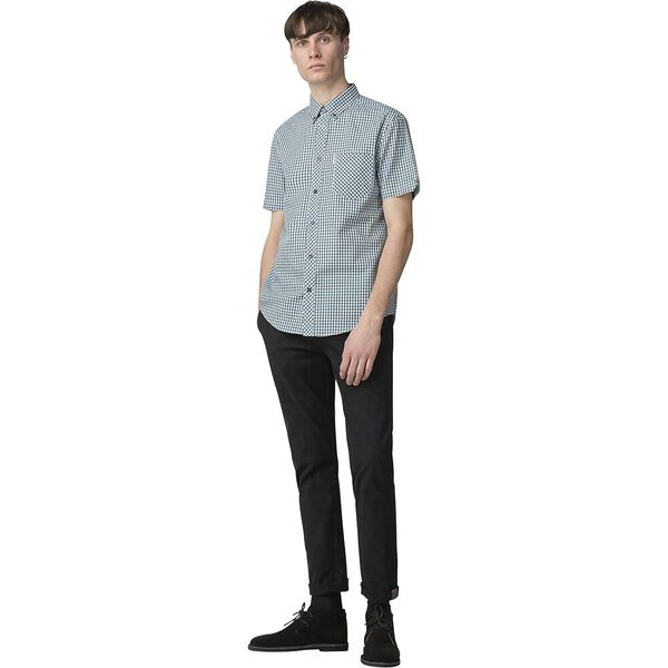 Skinny Stretch Chino, BLACK, hi-res