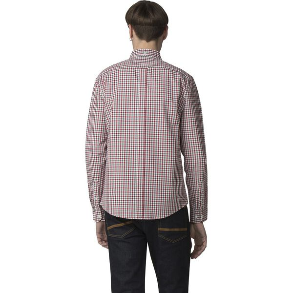 Ls House Gingham Shirt Off White, OFF WHITE, hi-res