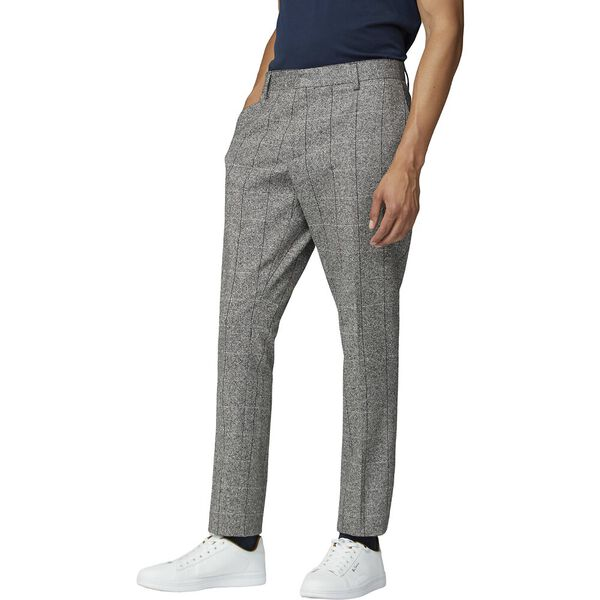 Salt And Pepper Trouser Grey