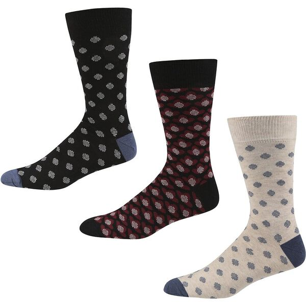 GOLDFINDER 3 PACK SOCKS