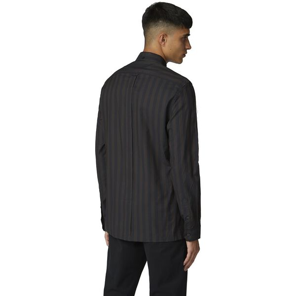 ARCHIVE JAGGER SHIRT, ANTHRACITE, hi-res
