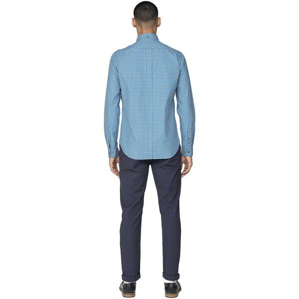 Ls Gingham Shirt, SEA, hi-res
