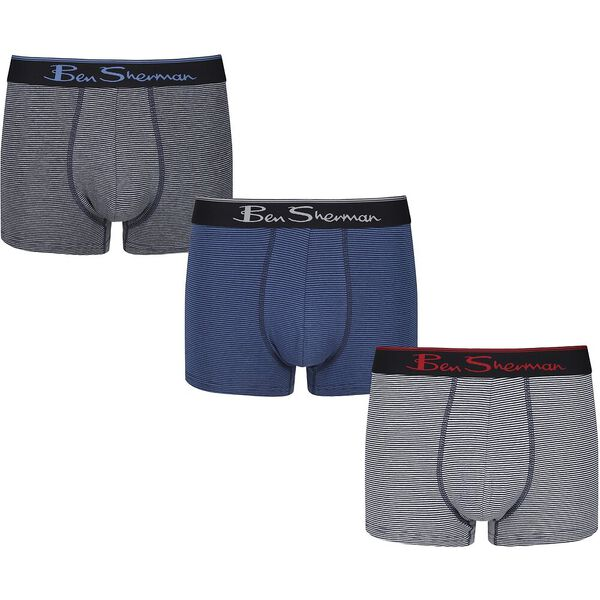Clive 3 Pack Trunks