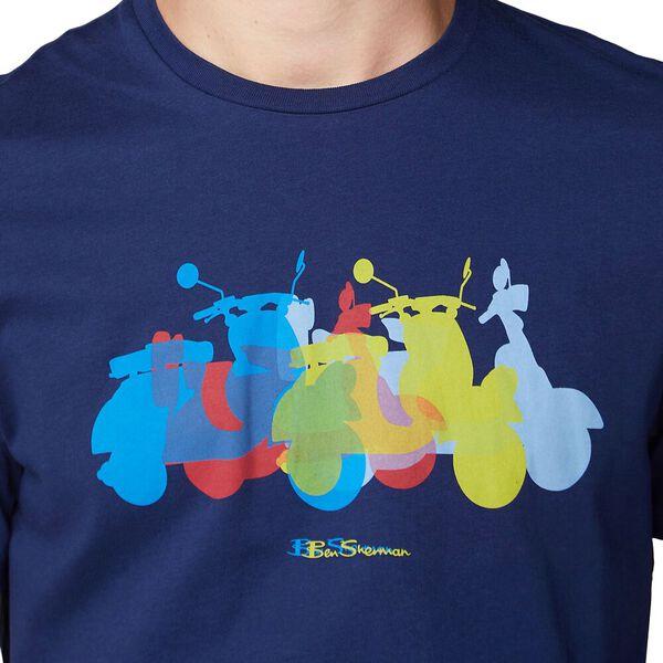 FILTERS TEE DARK BLUE, DARK BLUE, hi-res