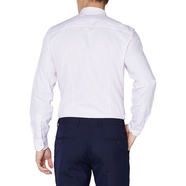 Stitch Dobby Kings Shirt, WHITE, hi-res