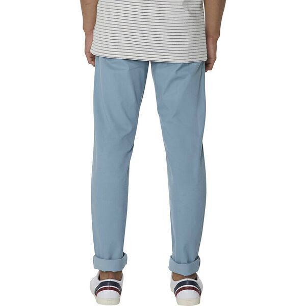 Slim Stretch Chino, TEAL, hi-res