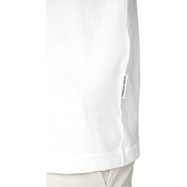 TROPICAL TARGET T-SHIRT, WHITE, hi-res