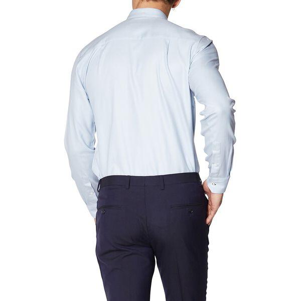 Formal Diagonal Dobby Kings Shirt, PALE BLUE, hi-res
