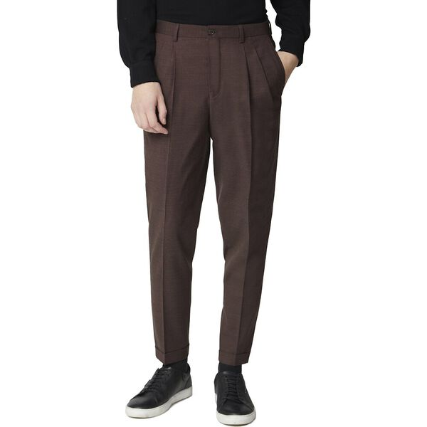 Rust Flannel Trouser Rust