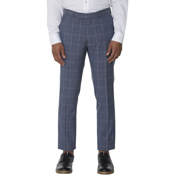 AIRFORCE CHECK TROUSER