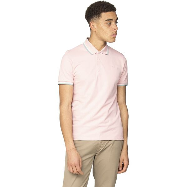 THE ROMFORD POLO, PALE PINK, hi-res