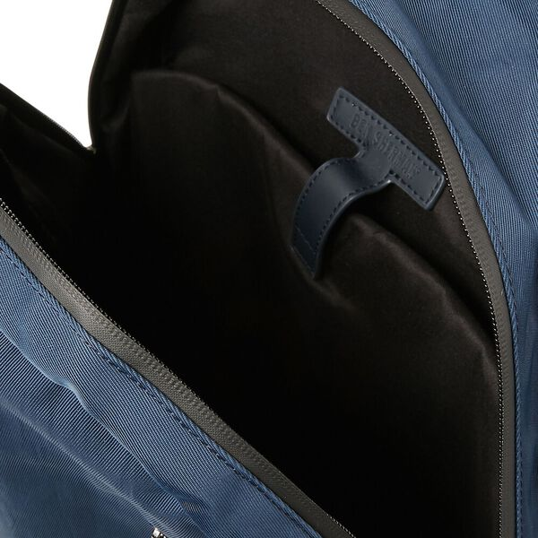 NYLON BACKPACK, NAVY, hi-res