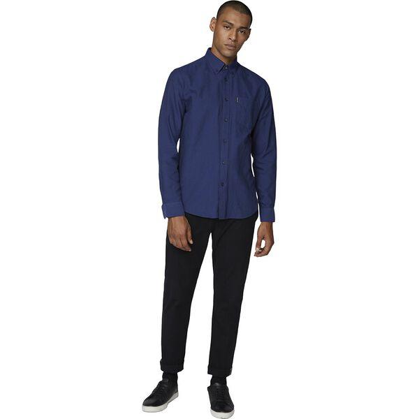 Ls Oxford Shirt, COBALT, hi-res