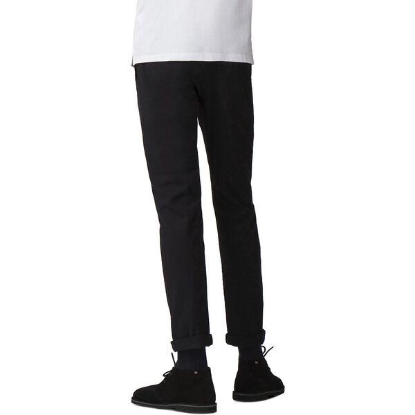 Slim Stretch Chino, BLACK, hi-res