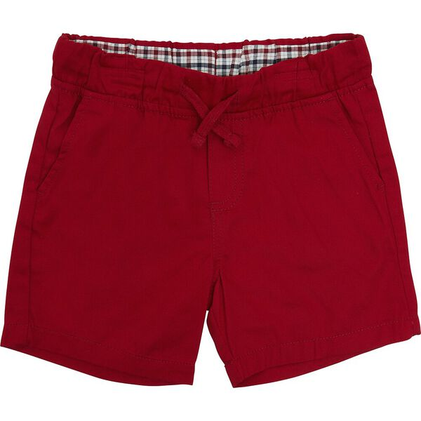KIDS 3 PIECE SET WITH TEE, RED/NAVY/WHITE, hi-res