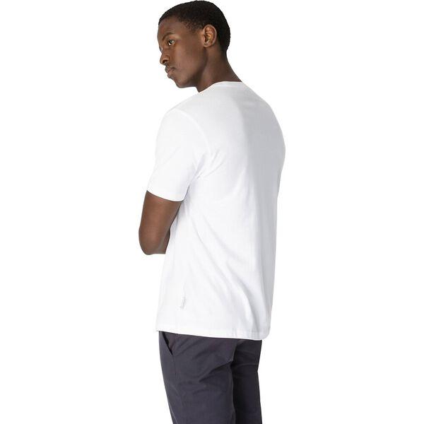 Target T-Shirt, WHITE, hi-res