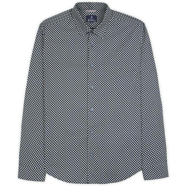 One Print Shirt, DARK NAVY, hi-res