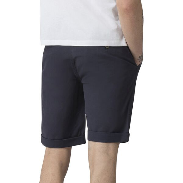 SLIM STRETCH CHINO SHORT, DARK NAVY, hi-res