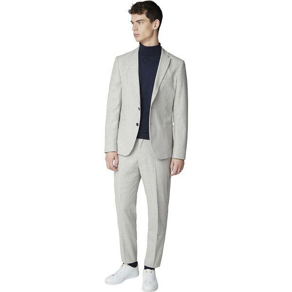 Cool Grey Speckle Jacket Light Grey, LIGHT GREY, hi-res