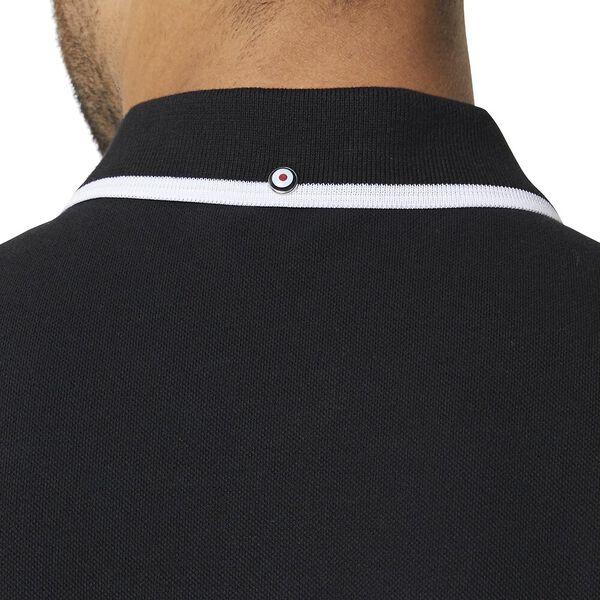 Piping Panel Polo Black, BLACK, hi-res