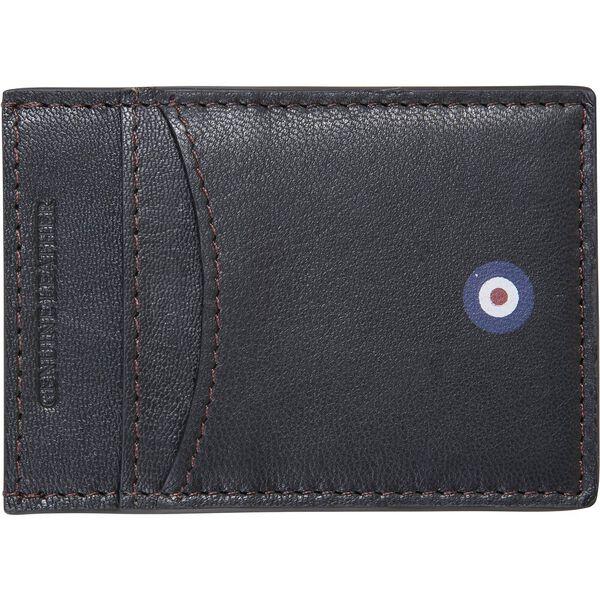 Hector Leather Cardholder, BLACK, hi-res