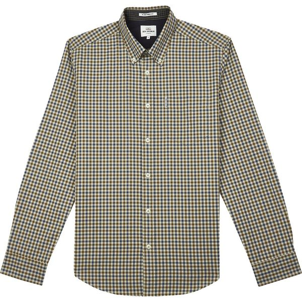 Ls House Gingham Mink, MINK, hi-res