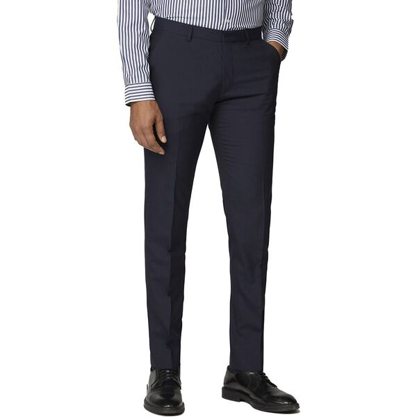 Blue Depths Tonic Trouser Navy