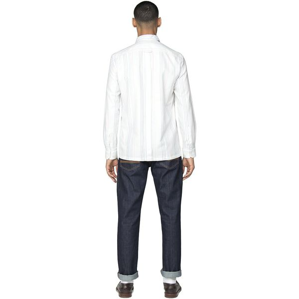 ARCHIVE HANOVER SHIRT, PALE BLUE, hi-res