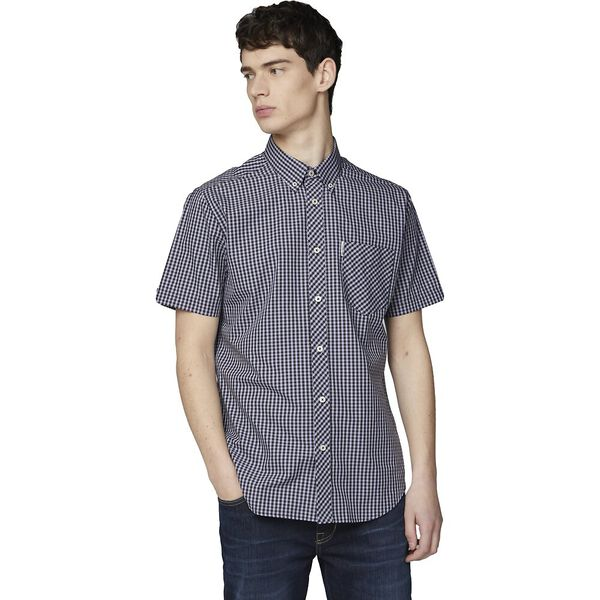 SIGNATURE CORE GINGHAM SHIRT