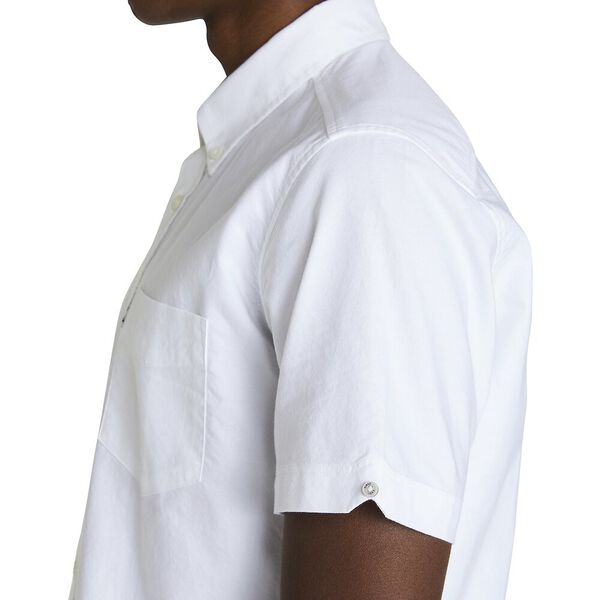 SIGNATURE OXFORD SHIRT, WHITE, hi-res