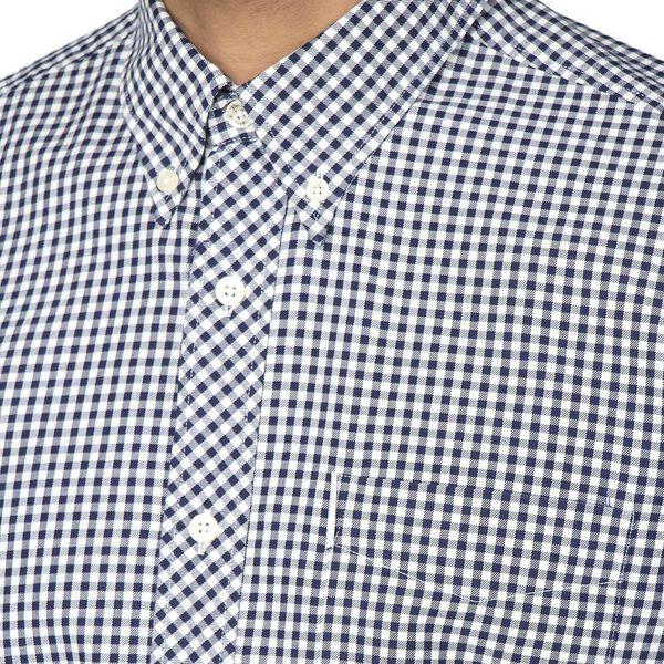 Archive Modernist Shirt, DARK NAVY, hi-res