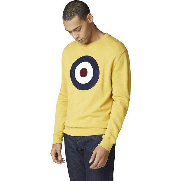 Boucle Target Sweatshirt Dijon