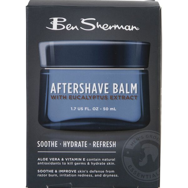 AFTER SHAVE BALM NAVY