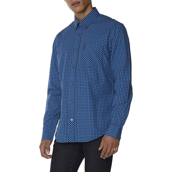 EOE GINGHAM SHIRT