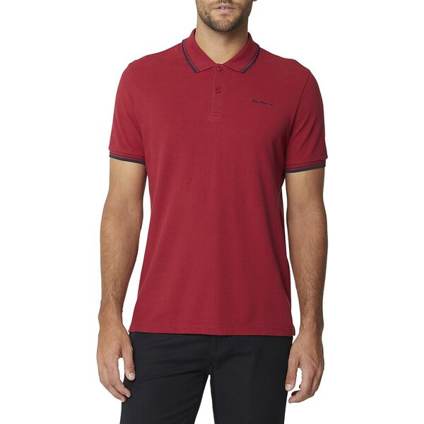 BASIC SCRIPT POLO WITH TIPPING RED