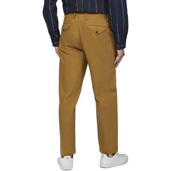 Canvas Trouser, GOLD, hi-res