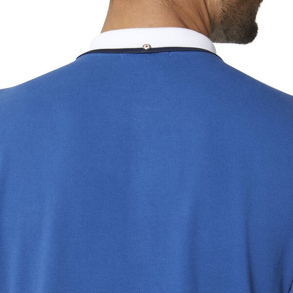 BLOCK TIPPING POLO CLASSIC NAVY, CLASSIC NAVY, hi-res