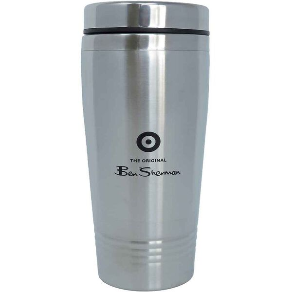 METAL COMMUTER CUP SILVER
