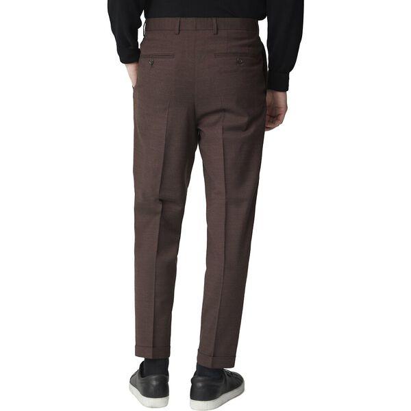 Rust Flannel Trouser Rust, RUST, hi-res