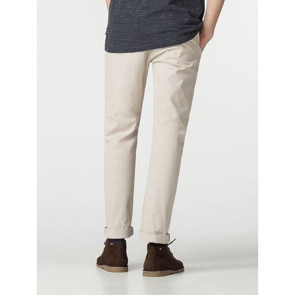 Signature Slim Stretch Chino, PUTTY, hi-res