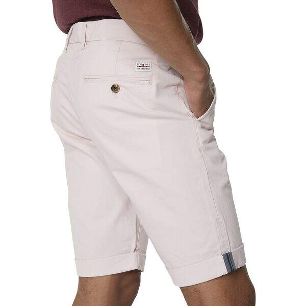 Slim Stretch Chino Short, LIGHT PINK, hi-res