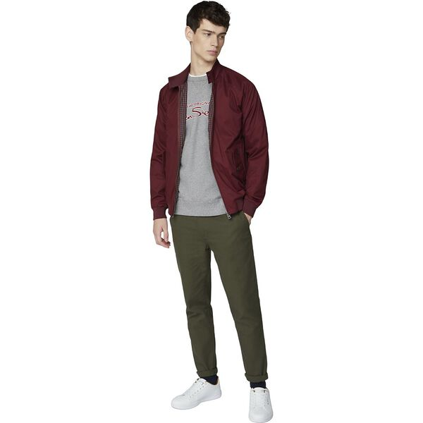 Harrington Jacket, PORT, hi-res