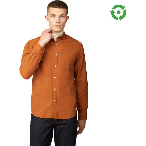 ORGANIC SIGNATURE OXFORD SHIRT