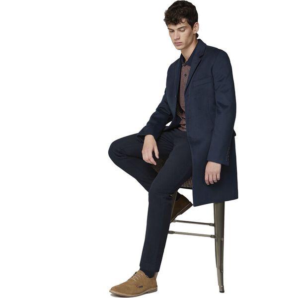 Tailored Coat Midnight, MIDNIGHT, hi-res