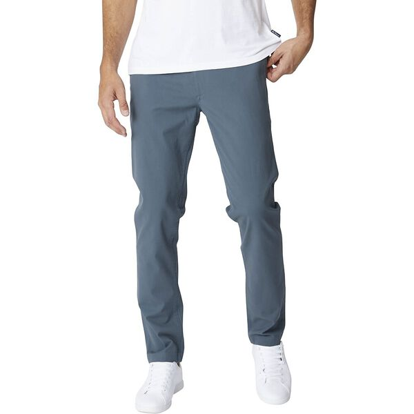 Slim Stretch Chino Slate