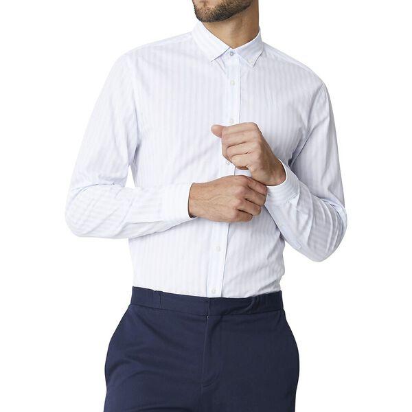 Ls Formal Camden Bengal Stripe Shirt Sky