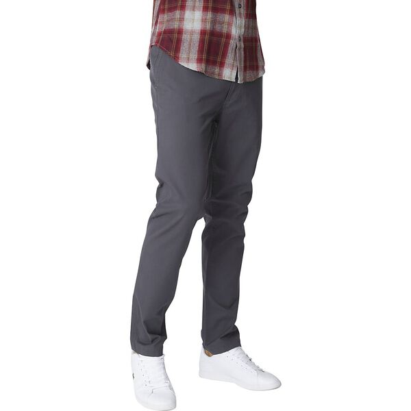Slim Stretch Chino Dark Grey, DARK GREY, hi-res