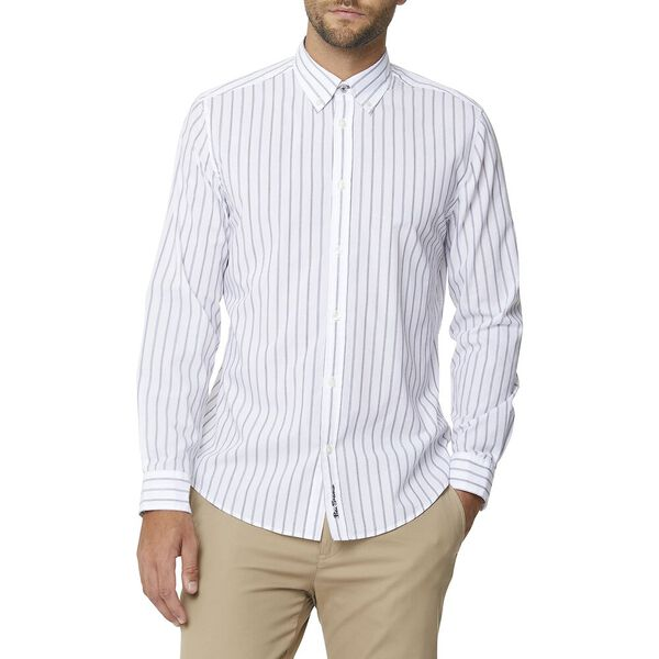 MULTI STRIPE MOD SHIRT