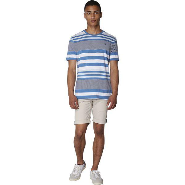Blues Stripe T-Shirt, PARISIAN BLUE, hi-res