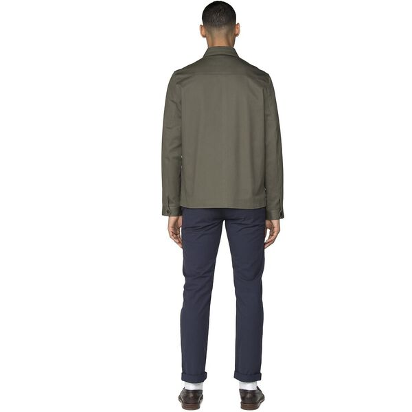 Overshirt Jacket, KHAKI, hi-res